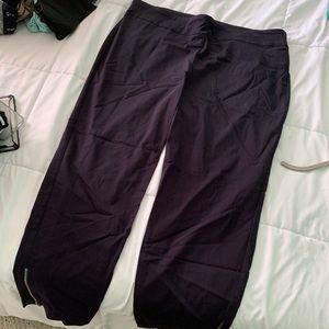 Dress ankle pants